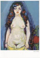 Kees Van Dongen (1877) Mädchenakt - Nude - Nu (*AK-8) - Paintings