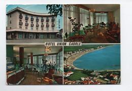 Cartolina, Hotel Union - Caorle   IT . . - Hotels & Restaurants