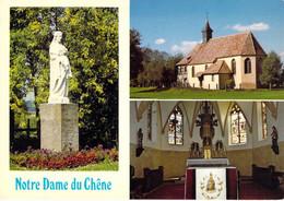 67 - Plobsheim - Notre Dame Du Chêne Du XVe Siècle - Multivues - Other Municipalities