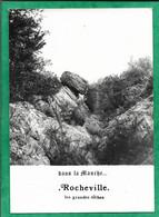 Rocheville (50) Les Grandes Roches 2scans - Andere Gemeenten