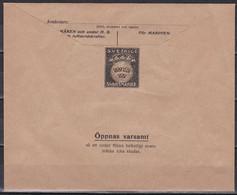 P_ Schweden 1929 - Militärpostmarke Mi.Nr. 1 - Postfrisch MNH - Militärbrev - Militärmarken