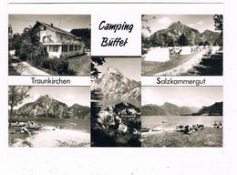 A-5127   TRAUNKIRCHEN : Camping Buffet - Gmunden