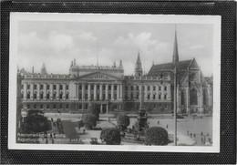AK 0740  Reichsmessestadt Leipzig - Augustusplatz Mit Universität Und Paulinerkirche Um 1930-40 - Leipzig