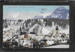 AK 0740  Bad Aussee - Winterbild / Verlag Brandt Um 1912 - Ausserland
