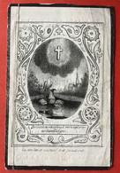 Anno 1841 - Doodsprentje Décés - Joannes CLAUS - Basele - Rupelmonde - Devotion Images
