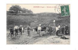 CPA , 88 GRANGES Ballastière Du Beheu - Granges Sur Vologne