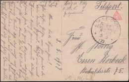 DEUTSCHE MARINE-SCHIFFSPOST No 13 - 5.5.1917 SMS Helgoland, Humor-AK Alles Klar! - Unclassified