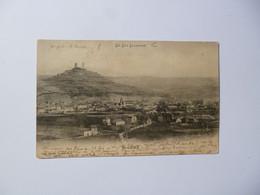 SAINT CERE  -  46  -  Vue Générale   -  LOT - Saint-Céré