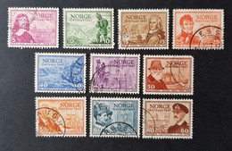 Norvège - Norway - Norge, Timbre(s) (O) - 1 Scan(s) - TB - 449 - Used Stamps