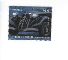 Fête Du Timbre Citroën Traction 5303 Oblitéré 2019 - Used Stamps