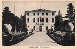 MARTELLAGO - CA' DE LA NAVE - VENEZIA - VIAGGIATA - Venezia (Venice)