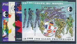 EC-379: FRANCE: Lot Avec Blocs CNEP** N°22-23-25-26(2)-27 - CNEP