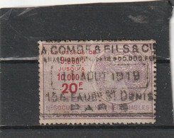 T.F.Effets De Commerce N°429 - Revenue Stamps
