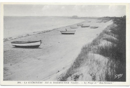 Prix Fixe - Noirmoutier - La Guérinière - La Plage Et Bon Secours # 5-21/13 - Noirmoutier