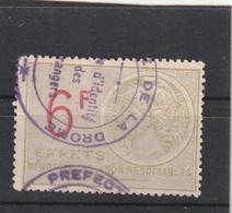 T.F.Effets De Commerce N°474 - Revenue Stamps
