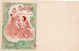 BISCUITS PERNOT - 4 - Cartolina Francese - NON VIAGGIATA - Advertising