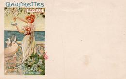 BISCUITS PERNOT - 5 - Cartolina Francese - NON VIAGGIATA - Advertising