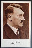 Deutsches Reich 1938, Postkarte - Adolf Hitler  Sonderstempel BRAUNAU - Brieven En Documenten