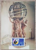 CM 1983 - YT N°2260 - ANNEE MONDIALE DES COMMUNICATIONS - PARIS - 1980-89