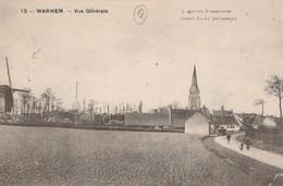 CPA - SELECTION  - WARHEM - Vue Générale (moulin A Vent) - Wormhout
