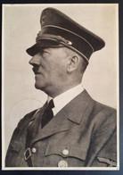 """Deutsches Reich 1942, Postkarte Adolf Hitler """"Männer Der Zeit"""" Mi 811 Sonderstempel MÜNCHEN - Brieven En Documenten"""