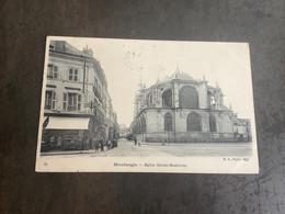 Carte Postale  Montargis Église Sainte Madeleine - Montargis