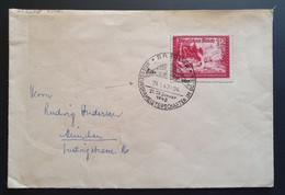 Deutsches Reich 1942, Brief Sonderstempel BRESLAU - Brieven En Documenten