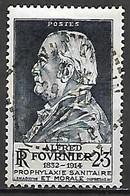 FRANCE    -   1947 .  Y&T N° 789 Oblitéré.   Alfred Fournier - Usati
