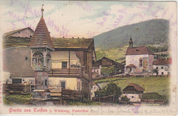 Italien - Taisten B. Welsberg Pustertal Südtirol Farb. AK Gelaufen 1905 - Non Classificati
