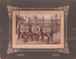 Photo 13x18 - 1er Régiment De Chasseurs à Cheval - War, Military