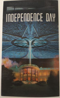 Carte Affiche Holographique - Independence Day - ( Hologramme - Relief - Will Smith ) - Posters Op Kaarten