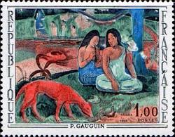 France Poste N** Yv:1568/1570 Œuvres D'art Gauguin Bourdelle & Renoir - Unused Stamps