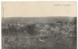 Genevrey : Vue Générale (Editeur Reuchet-Ougier, Fougerolles) - Andere Gemeenten