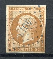 !!! N°13 OBLITERE PC 4013 SAMSOUN - 1849-1876: Klassik