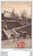 (  Dep   28  )    à   CHARTRES      Escalier De La Butte Des Charbonniers - Chartres