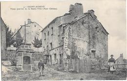 Saint Agreve , Vieux Quartier - Saint Agrève