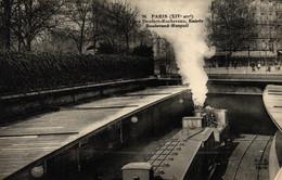 PARIS - 75 - Gare Denfert-Rochereau, Entrée Boulevard Raspail - Transport Urbain En Surface