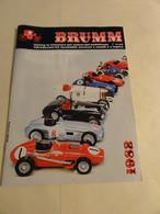 Catalogue BRUMM 1982 - Literature & DVD