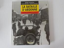 Livre Neuf La Bataille D' Ardennes Ultime Blitzkrieg St Vith Malmédy Stavelot Vielsam Bastogne Belles Photos - 1939-45