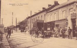 JEUMONT - Le Poste Frontière - Halte à La Douane - Jeumont