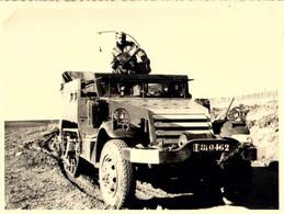 > Militaria > Matériel / PHOTO  9X11  / A 129 - Materiale