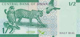 Oman P.new 1/2  Rial 2020  Unc - Oman