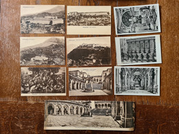 MONTECASSINO (Mont Cassin) Lot De 29 Cartes - Frosinone