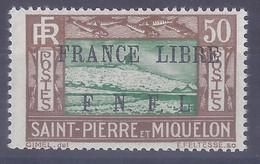 COLONIES  FRANÇAISES - St Pierre & Miquelon - N° 239** - Ongebruikt