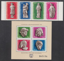 HUNGARY  Michel  3136/39, BLOCK 118  ** MNH - Unused Stamps
