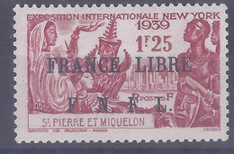COLONIES  FRANÇAISES - St Pierre & Miquelon - N° 281** - Ongebruikt