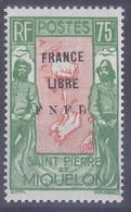 COLONIES  FRANÇAISES - St Pierre & Miquelon - N° 286** - Ongebruikt