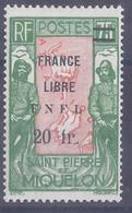 COLONIES  FRANÇAISES - St Pierre & Miquelon - N° 290** - Ongebruikt