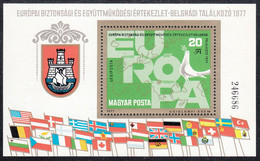 HUNGARY  Michel  BLOCK 126  ** MNH - Unused Stamps