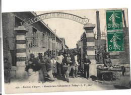 49 -  ANGERS - TRELAZE - La Manufacture D'allumettes    106 - Other Municipalities